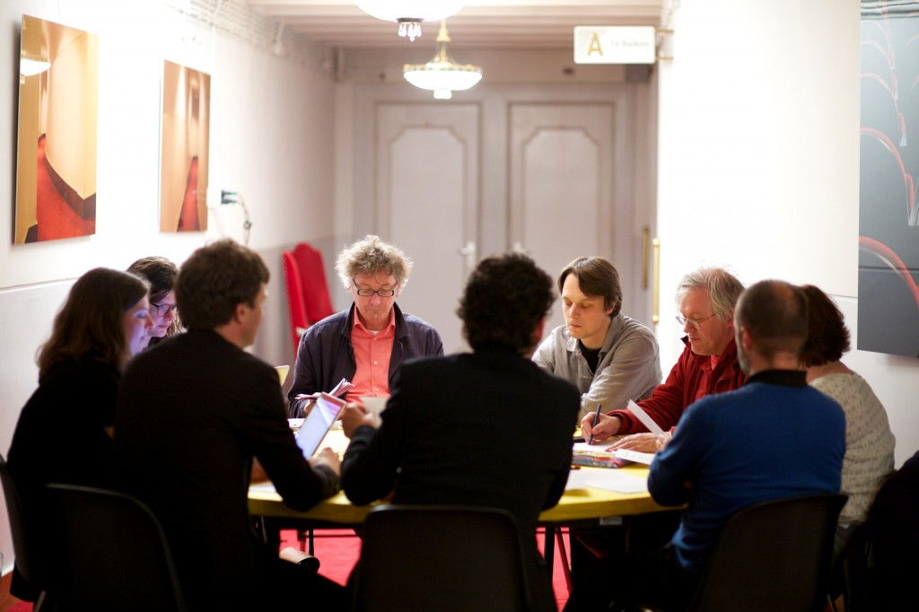 roundtable Social Design @ WDCD