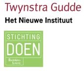 Het Nieuwe Instituut | Twynstra Gudde | Stichting DOEN